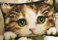 Vervaco 1210-1011 Kitten Rectangular Cushion Front.jpg