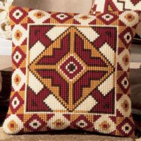 Vervaco 1200-634 Kaleidoscope Pillow Cover.jpg