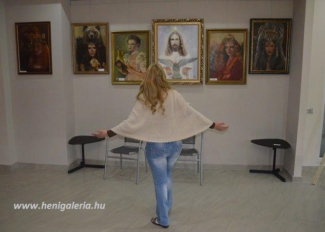 On my exhibition... / A kiállításomon..