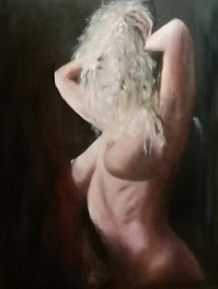 Szeretek festeni, kikapcsol